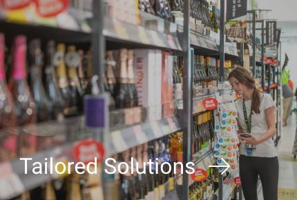 Tailored retail solutions from Dee Set