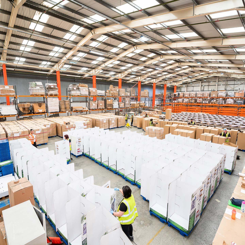Deeset warehouse image