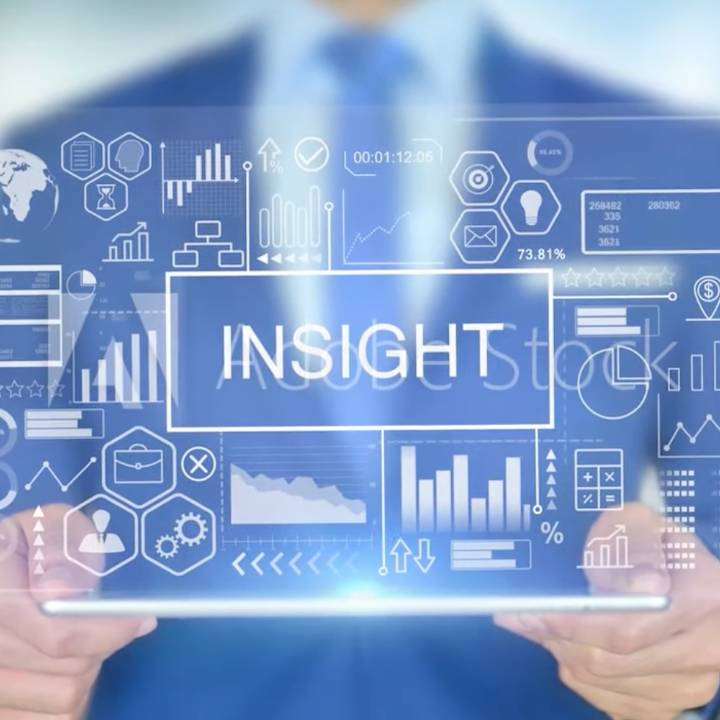 We deliver real-time insights